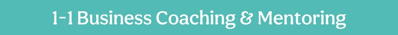 1-1 Business Coaching & Mentoring