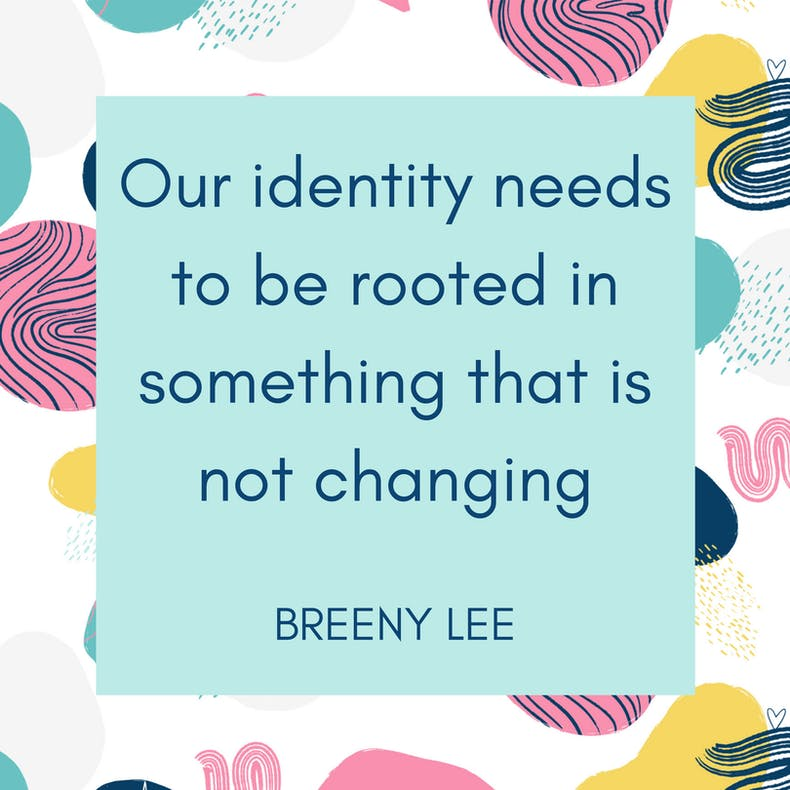 Creative Christianity Summit Breeny Lee Quote at Cheerfully Given