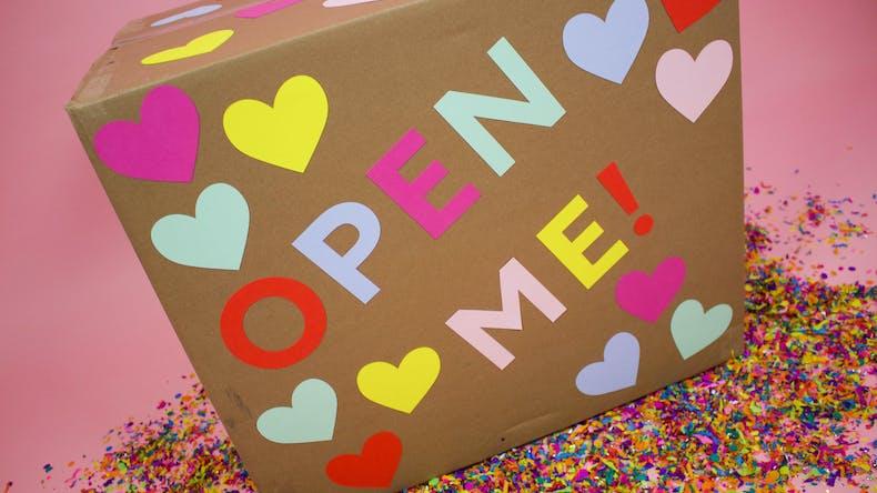 Balloon Box - Christian party inspiration