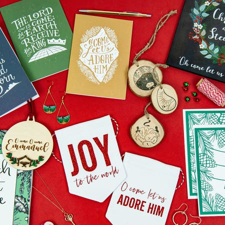 Cheerfully Given Christian Stocking Fillers for Men & Women | Cheerfully Given - Christian Gifts UK