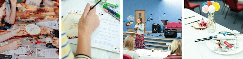 Cheerfully Given Workshops | Christian Workshops UK