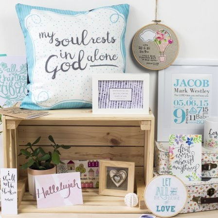 Creative christian gifts from uk designers makers cheerfully given gift ideas negle Image collections
