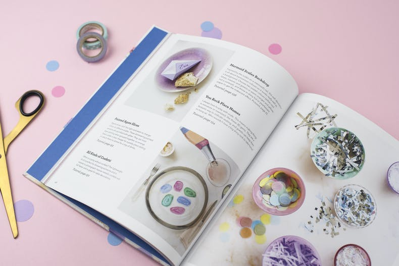 Origami spread with Berinmade