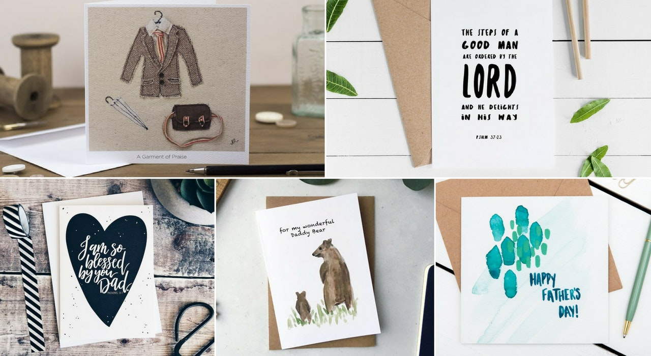 Christian Father's Day Cards