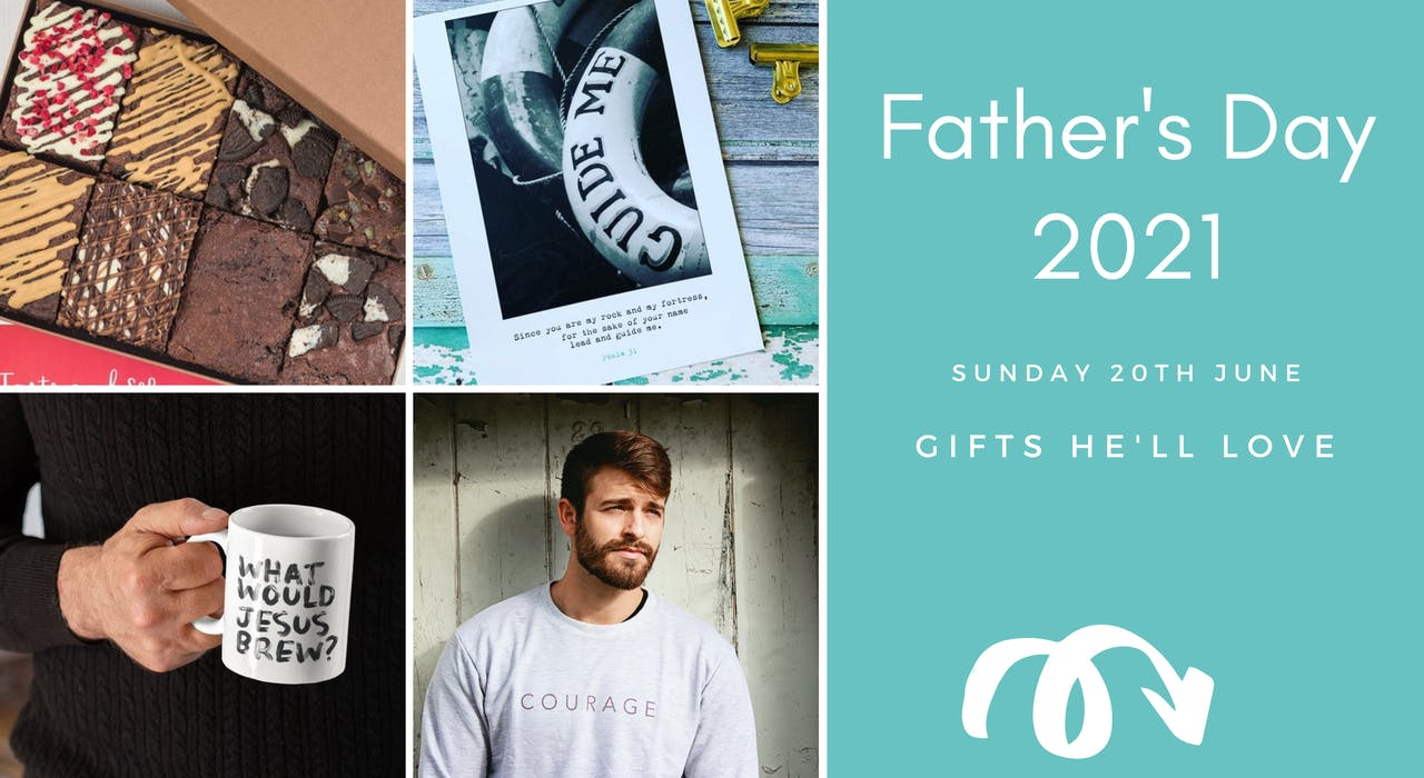 Christian Father's Day Gifts | Cheerfully Given - Christian Gifts for Men UK