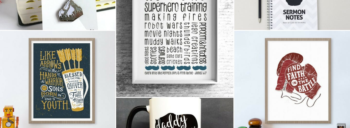 Christian Father's Day Gifts