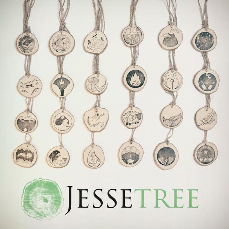 Gospel Centred Parenting Jesse Tree