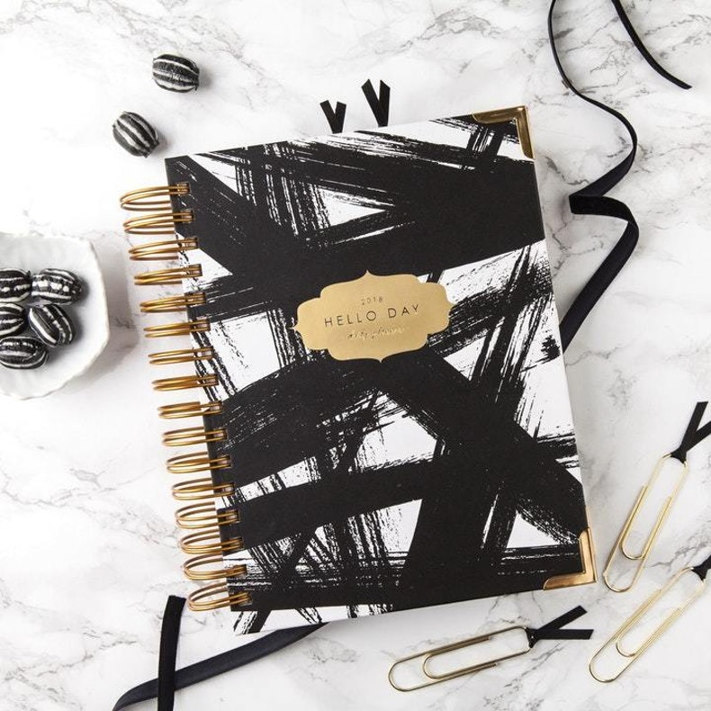 Hello Day Tate Planner 2018