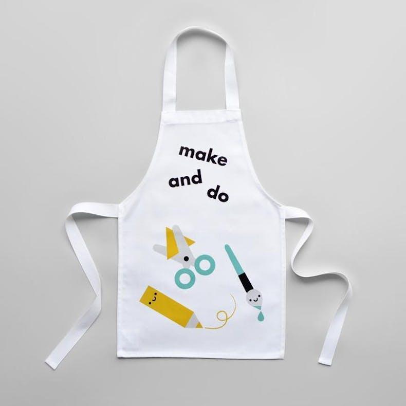 Make And Do Apron Buddy And Bear