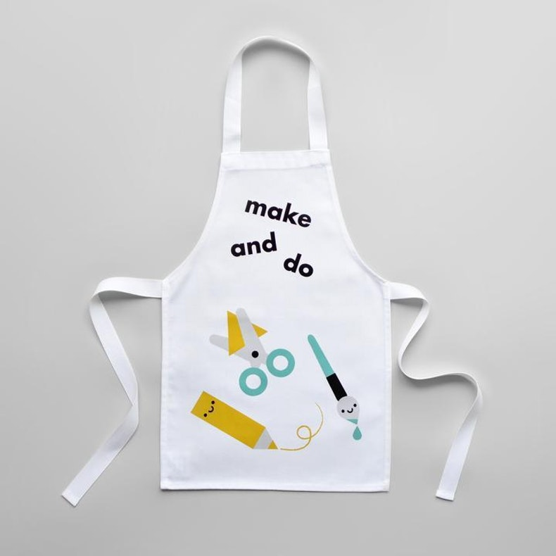 Make And Do Apron Buddy And Bear