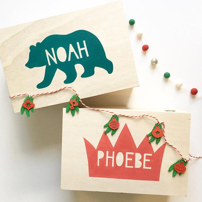Oh Hello Beau Christmas Eve Box