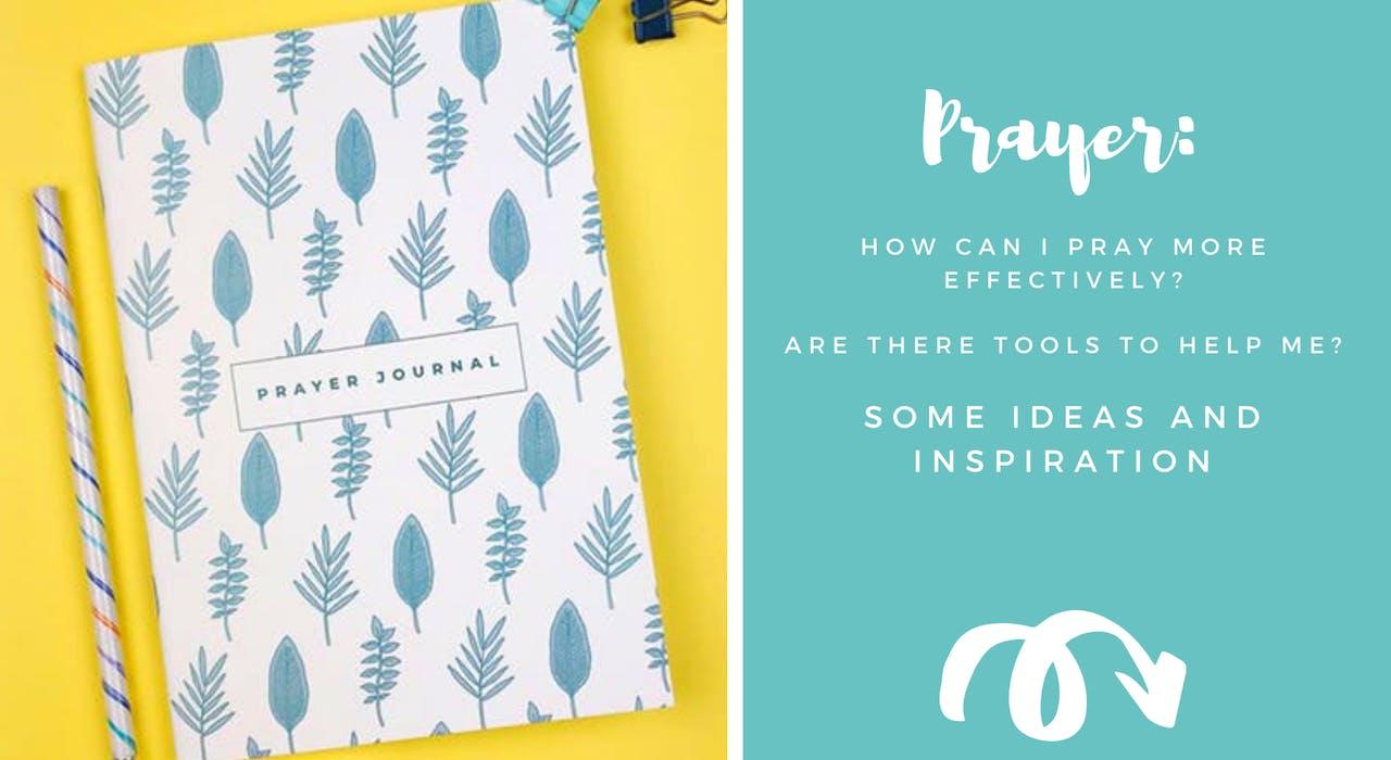 Prayer Blog Ideas & Inspiration at Cheerfully Given