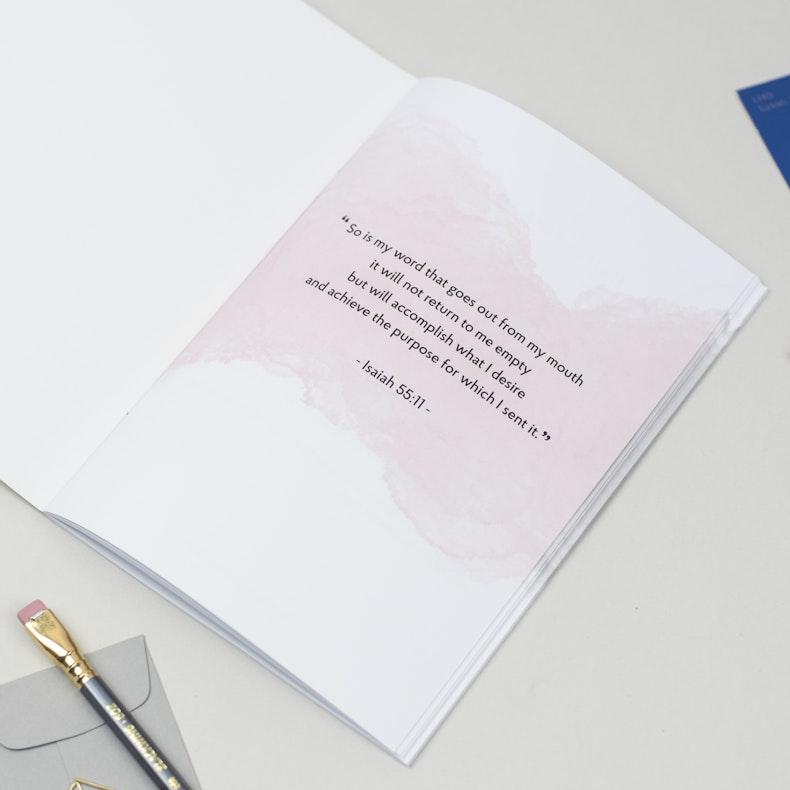Prophetic Journal - Pink