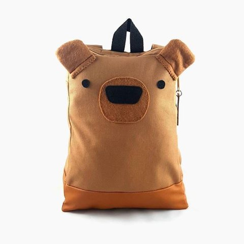 The Little Bearcub Company Bear Backpack