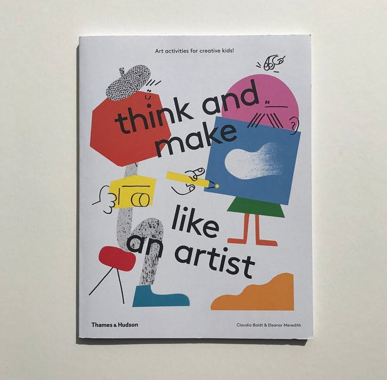 Think And Make Like An Artist Studio NL