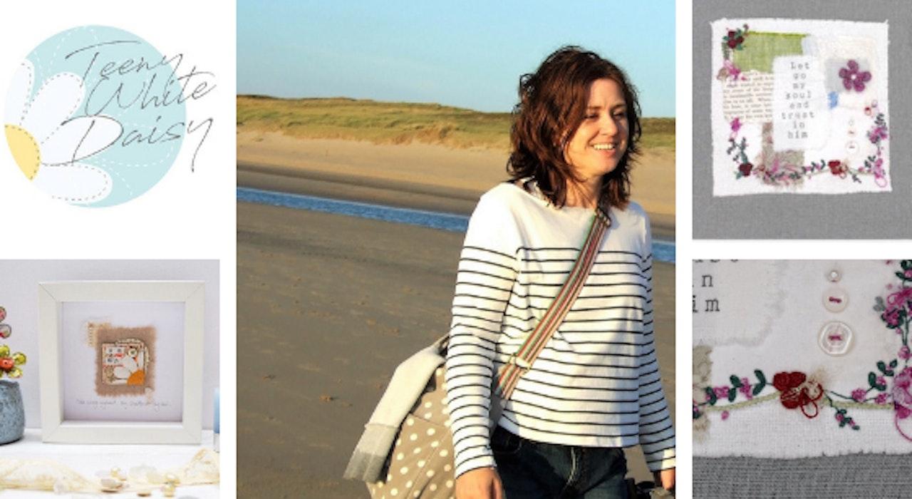 Blog Header Teeny White Daisy Maxine Geurts   Cheerfully Given