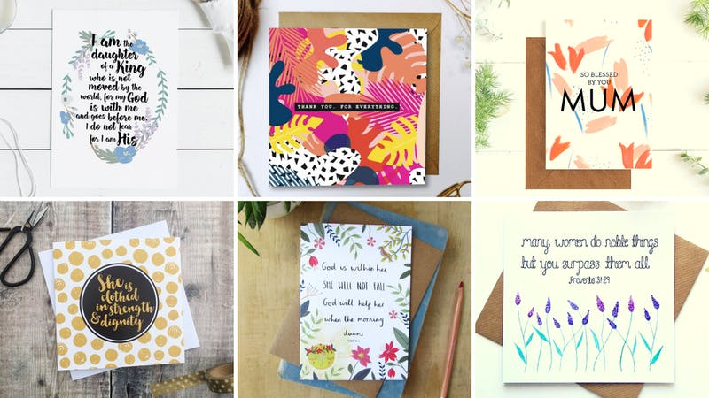 Christian Mother's Day Cards 2019
