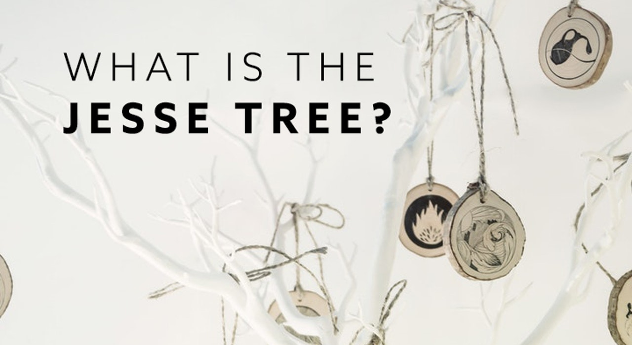 What is a Jesse Tree - Jesse Tree for Kids