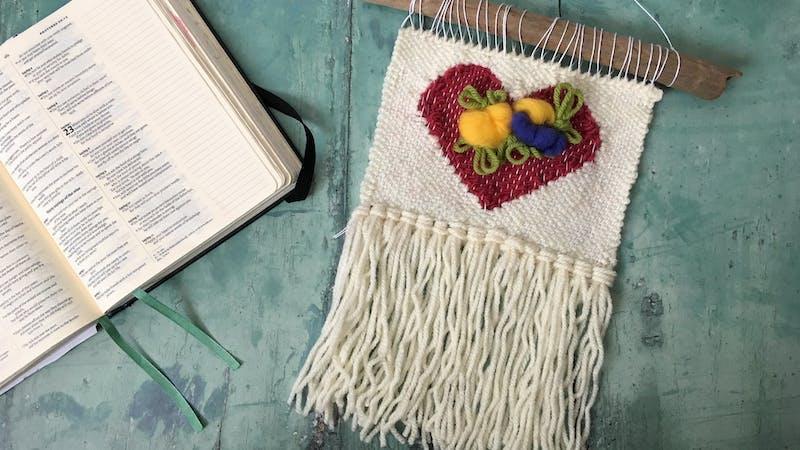 Zoeprose Bible Weaving
