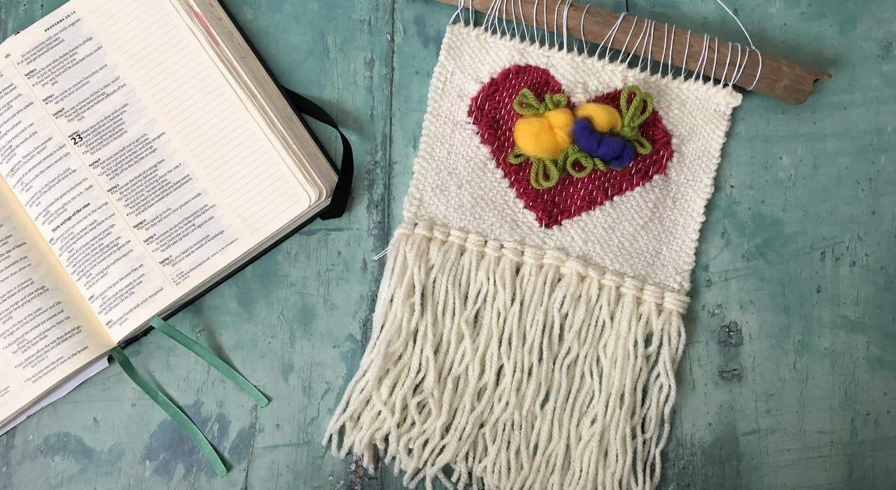 Zoeprose Bible Weaving