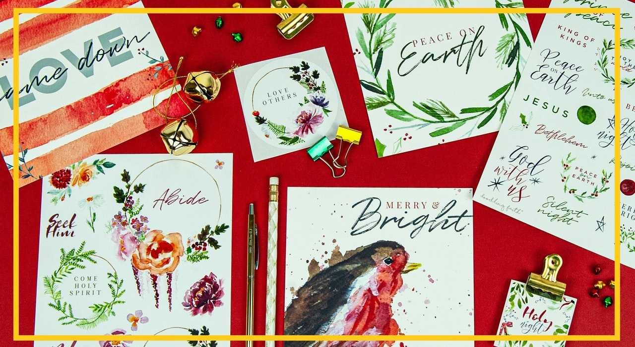 Christian Christmas Cards UK | Cheerfully Given