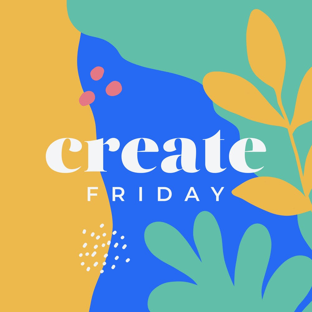 Create Friday | David & Beci Hailes | Christian Greeting Cards & Scripture Artwork | Cheerfully Given