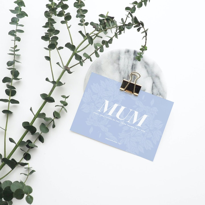 Christian MMum Encouragement Card | Create Friday | Cheerfully Given - Christian Mother's Day Cards UKum Encouragement Card | Create Friday | Cheerfully Given