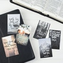 Christian Lettering Company - Mini Scripture Cards - Faith