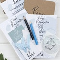 Journal Set Mini - Praise - Christian Lettering Company
