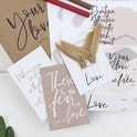 Love Mini Journal Set - Christian Lettering Company layout