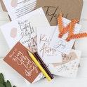 Mini Journal Set - Joy - Christian Lettering Company