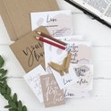 Mini Journal Set - Love - Christian Lettering Company