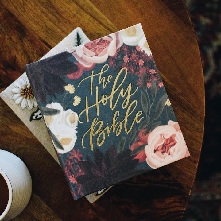 Hosanna Journaling Bibles UK | Hollis Theme | Doodling Faith | Cheerfully Given