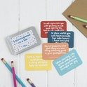 Hand lettered scripture cards - Verses Tin - Hope and Ginger