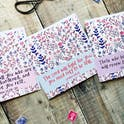 Encouragment Floral Bible Verse Card Set - Izzy and Pop