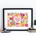 Proverbs 31:29 Print - Many Women Do Noble Things - Izzy and Pop