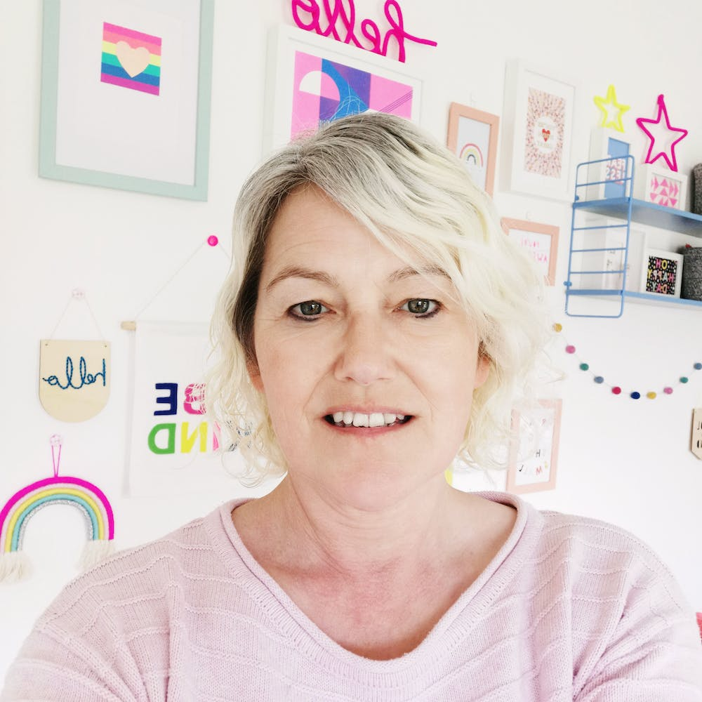 Karrie Metcalf of Love and Joy Creative Studio | Cheerfully Given