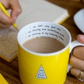 Affirming Christian Mugs - Yellow - I Am So Many Things