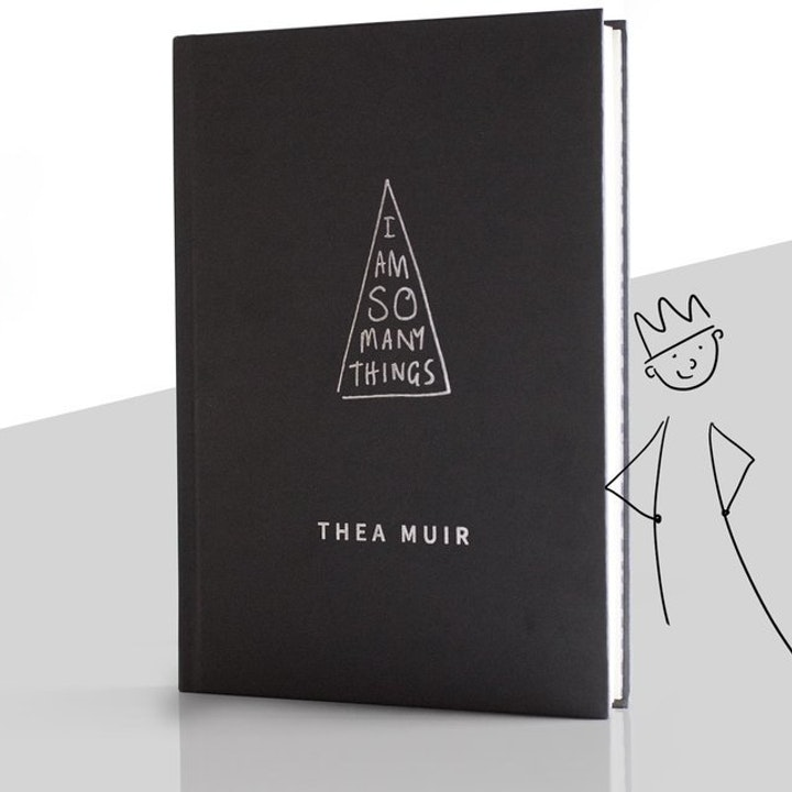 Boys Book - I Am So Many Things - Thea Muir