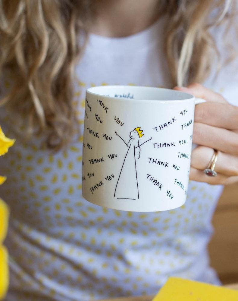 I Am Grateful - Mug - So Many Things | Cheerfully Given - Christian Gifts UK