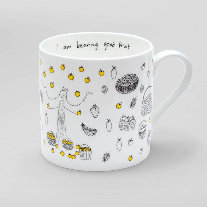 I am bearing fruit Mug - SMT
