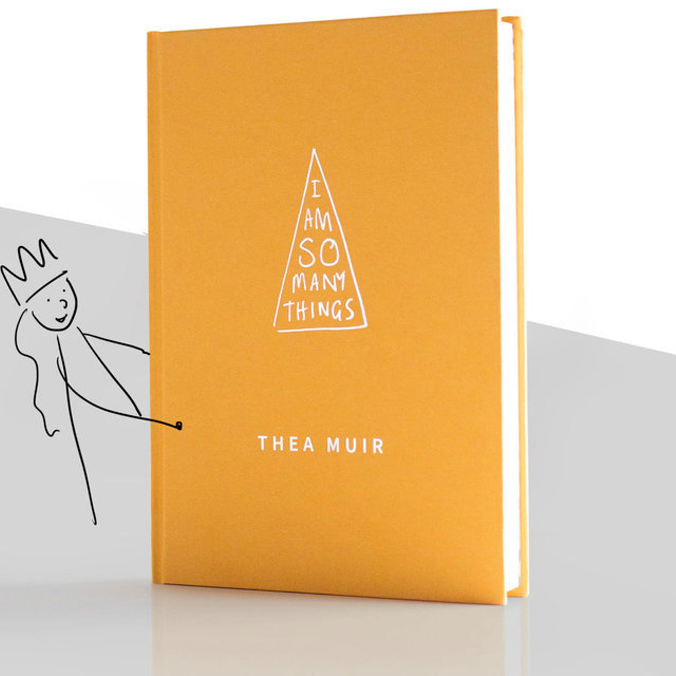 I am so many things girls book - Thea Muir
