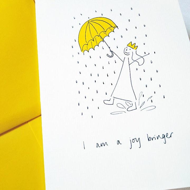 Joy Bringer Card - SMT
