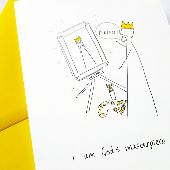 Masterpiece Card - SMT